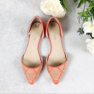 Restricted pointed flats size 9